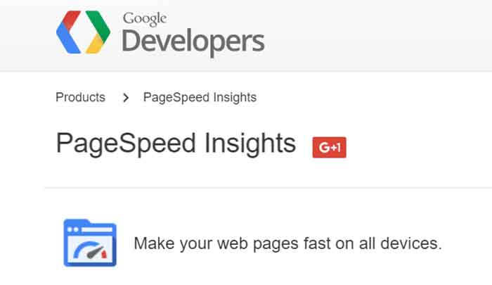 How Google PageSpeed Insights works