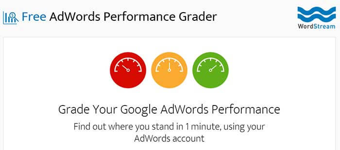 AdWords Performance Grader