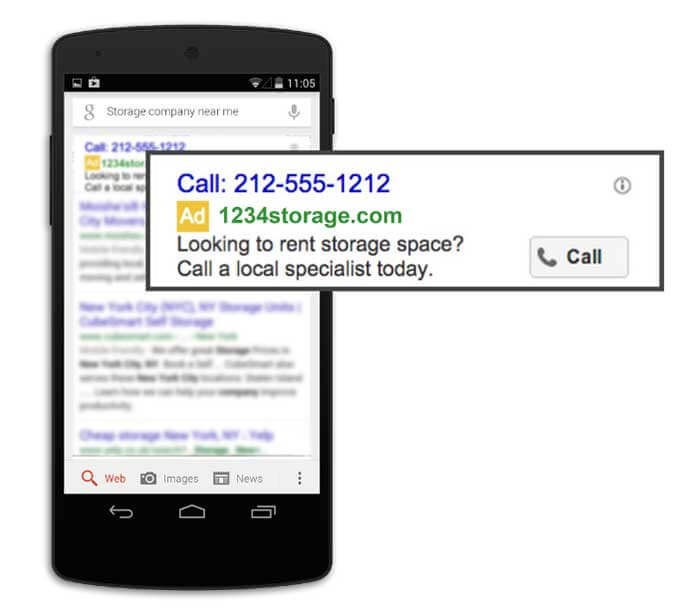 Employ Call-Only Campaigns on Facebook and AdWords