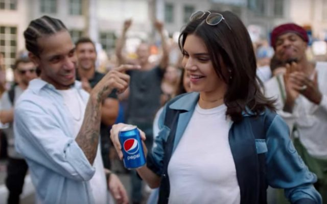 Kendall Jenner Pepsi Ad: Smart Company Branding Move or a Flop?