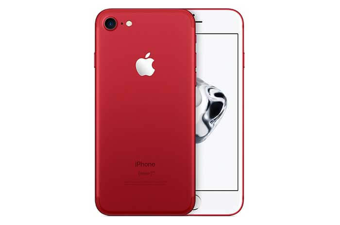 iPhone 7 (RED) at a Glance