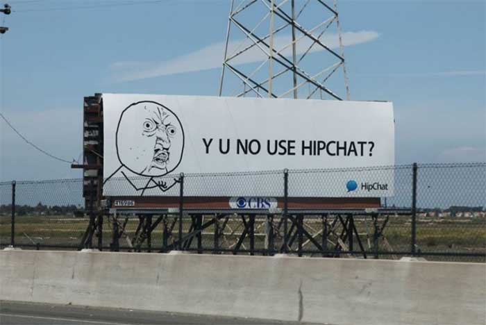 ctual billboard in San Francisco area