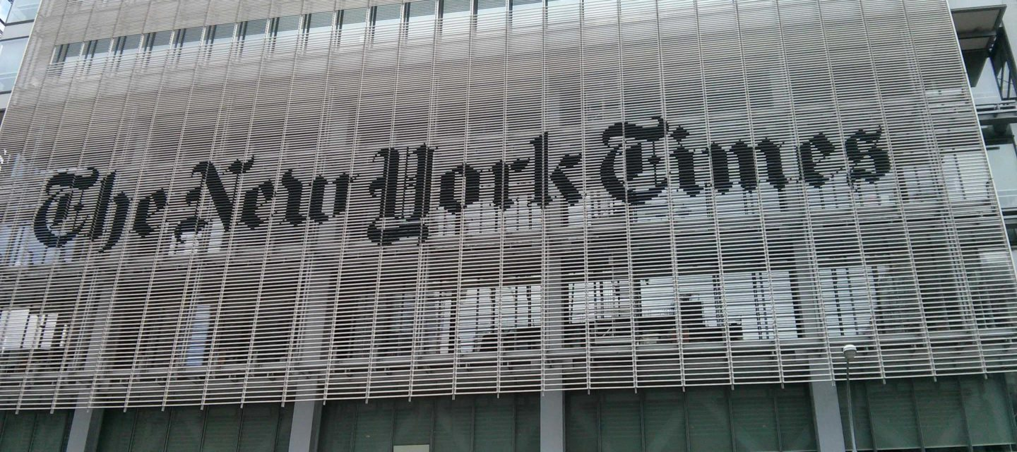 Ideal Brand Marketing Done By the Greats: The Case of New York Times
