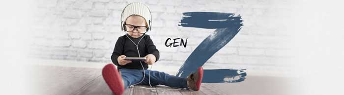 the younger generation (the so-called Generation Z)