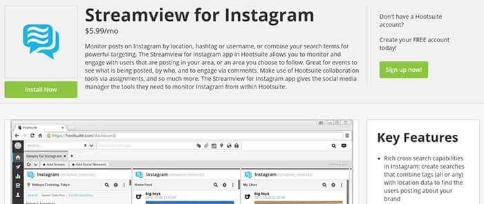 Streamview for Instagram