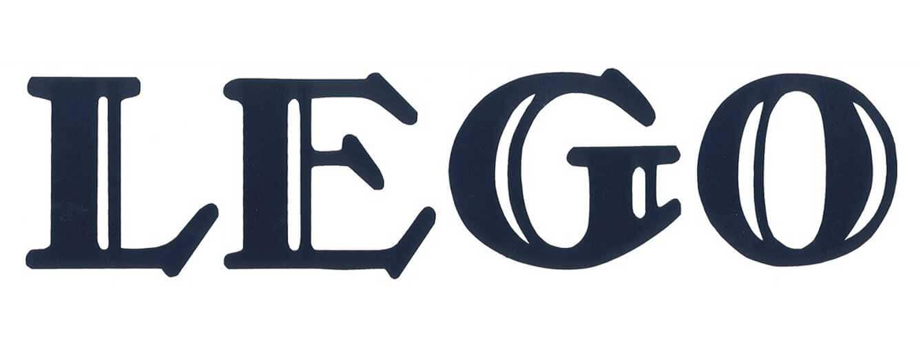 Original LEGO logo
